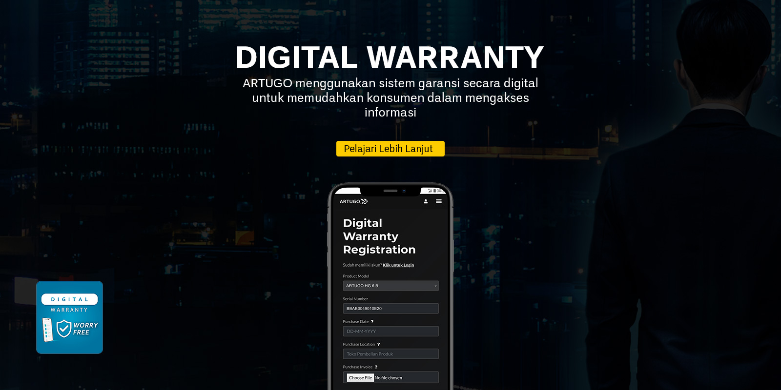DIGITAL WARRANTY