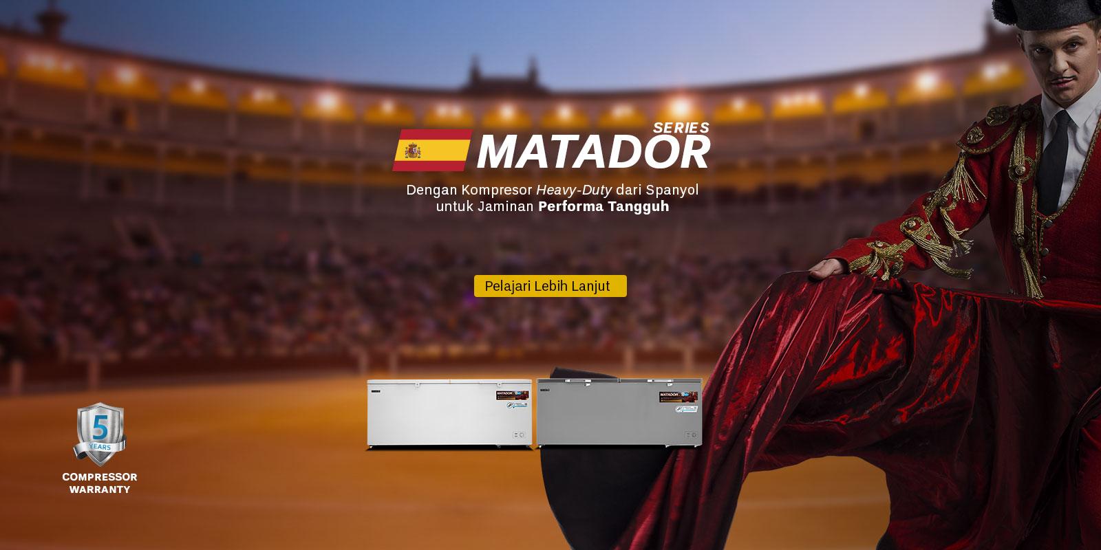 ARTUGO Matador Series